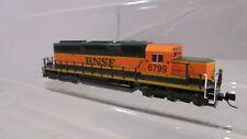 Kato N Gauge BNSF SD40-2 Diesel Locomotive No. 6799