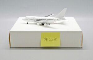 Blank B747SP Scale 1:400 JC Wings Diecast model BK2005 Rare!!