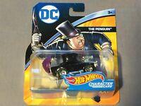 Hot Wheels Character Cars DC Comics - The Penguin / Pinguin - Mattel DKJ66 Ovp