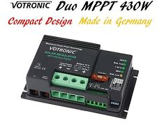 Votronic Duo MPP MPPT Solar Regulator Charge Controller LiFePo4 Lithium Lead 430