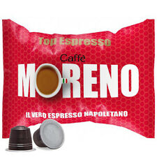 300 CAPSULE CAFFE' MORENO MISCELA TOP ESPRESSO NESPRESSO