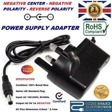 UK 9V AC/DC POWER SUPPLY FOR KORG WORKS W/ELECTRIBE EA-1 ER-1 EM-1 ES-1 MK2 MKII