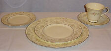 ROYAL DOULTON ROMANCE COLLECTION DIANA 5 PIECE PLACE SETTING DIAMETER NEW