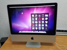 """Nr.17 Apple iMac 8,1 PC 20"""" 2,66 GHz 4GB RAM 500GB Mac OS X 10.6.3 A1224 2008"""