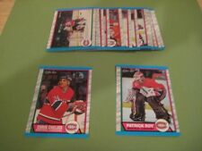 1989/90 O-Pee-Chee OPC Montreal Canadiens Team Set