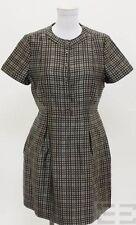 Beautiful Designer BURBERRY Ladies Plaid Dress 8