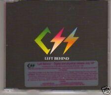 (E583) CSS, Left Behind - DJ CD