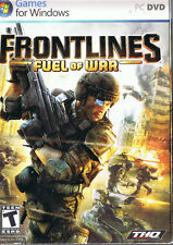 Frontlines: Fuel of War (PC, 2008, THQ)