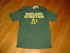 Official MLB Oakland A's Athletics T-Shirt NEW Tags  NWT   ..sz.. . LARGE