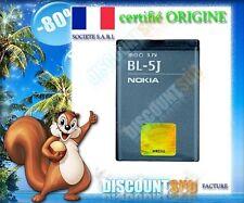 BATTERIE ORIGINE ORIGINAL NEUVE BL5J NOKIA N900 X6 X6 8GB X6 16BB X6 32GB