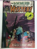 The House of Mystery #190 Comic Book DC 1971