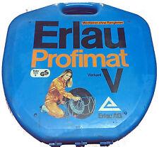 Schneeketten, ERLAU Profimat, Montieren ohne Rangieren V 454-456