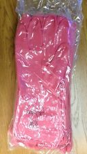 2 DOZEN PAIR. SIZE 10. 13.5 INCH. 18 MIL. ANTI-C LATEX GLOVES. NEW IN PACKAGE.