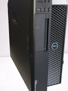 Dell Precision T5610 Workstation 2x Intel Xeon E5-2609 V2 2.50GHz 16DDR3 2TB HDD