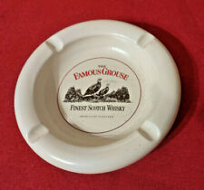 The Famous Grouse Finest Scotch Whiskey Ashtray By Wade England Scotland used