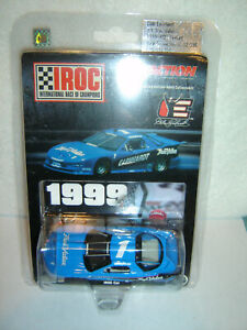 #1 Dale Earnhardt TRUE VALUE 1999 IROC FIREBIRD Dark Blue 1/64 Action NEW