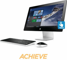 "HP Pavilion 23-Q110NA 23"" FHD DESKTOP ALL IN ONE AMD A10-1.8GHz 1 TB HDD 8 GB RAM"