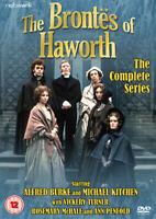 The Brontes Of Haworth - la Serie Completa DVD Nuovo DVD (7953862)