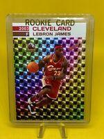 2003-04 LeBron James RC Fierce Cards Inc Rookie /1000 Cavaliers Lakers GOAT MVP