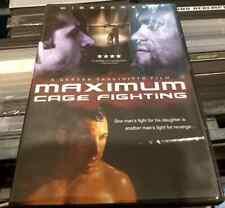 MAXIMUM CAGE FIGHTING (DVD)