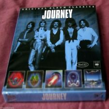 JOURNEY - ORIGINAL ALBUM CLASSICS - 5 CD BOX SET - BRAND NEW SEALED