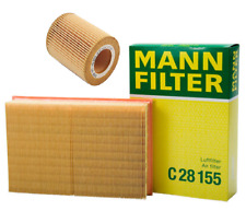OEM Engine Air Filter Oil Filter Kit Mann-Filter Land Rover LR2 3.2L 2008-2012