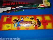 NEO GEO KING OF THE FIGHTERS 98 SLUG FEST  Marquee **