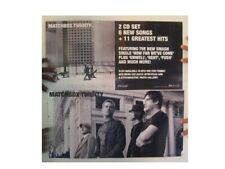 Matchbox Twenty Poster 20  Exile On Mainstream  Two Sided
