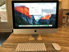 """Mint Condition Apple iMac 21.5"""" 2.8 GHz Core i5 8GB DDR3 1TB Barely Used"""