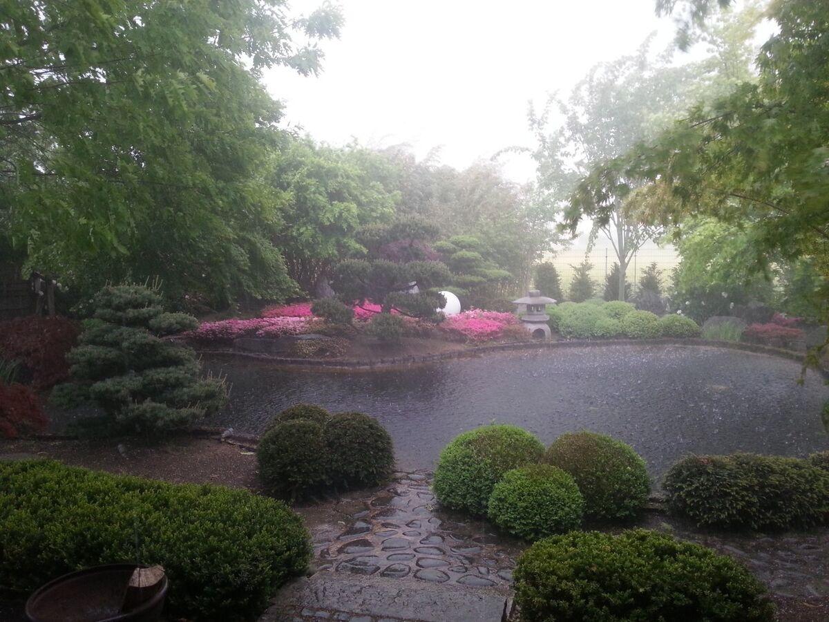 Japan-Garten