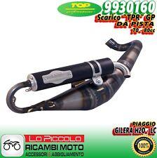 9930160 MARMITTA SCARICO TOP TPR DA PISTA 70 - 80cc DERBI GP1 OPEN RACE 50 2T