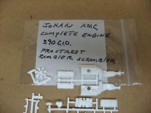 JOHAN PRO STREET RAMBLER 390 C.I.D. COMPLETE MOTOR