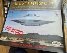 testors area s4 ufo revealed