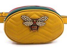 Bee Travel Belt Bag (Mellow Yellow)