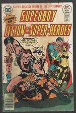 Superboy and The Legion Of Superheroes 221 DC VG 1976 +