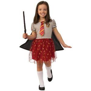Harry Potter Girl's Tutu Dress Costume - 6-8 Years