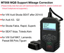 OBDPROG MT008 OBD Mileage Correction Tool for VAG: AUDI SKODA SEAT VW