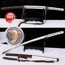 Handmade Japanese Samurai Walking Dead Sword---Michonne's Katana Zombie Killer