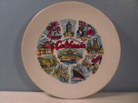 California Knott's Berry Farm Souvenir Collectible Plate
