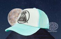 New Billabong Honeydoo Womens Trucker Snapback Cap Hat