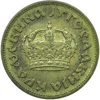 COIN / SERBIA / 1 DINAR 1938   #WT25244