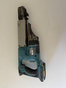 makita dfr550z 18v cordless autofeed screw Gun