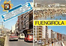 BG6140 fuengirola telegrama car voiture costa del sol    spain