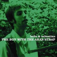 BELLE & SEBASTIAN - THE BOY WITH THE ARAB STRAP CD *FREE POSTAGE*