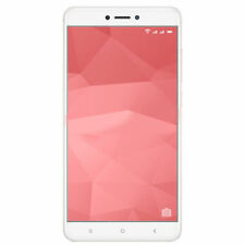 Teléfonos móviles libres rosas modelo Xiaomi Redmi Note 4X con Android