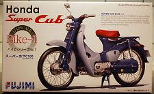 1958 Honda Super Cub, 1:12, Fujimi 141244