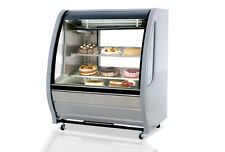 """New 40"""" Refrigerated Display Case Torrey Tem100+Ai New 4930 Deli Bakery Cold Nsf"""