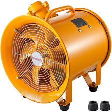 Vevor Atex Rated Ventilator Axial Blower Portable Ventilator Axial Fan