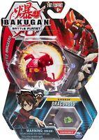 Bakugan Battle Planet Battle Brawlers Bakugan Action Figure With Trading Card