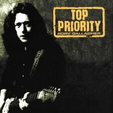 *NEW* CD Album Rory Gallagher - Top Priority  (Mini LP Style Card Case)